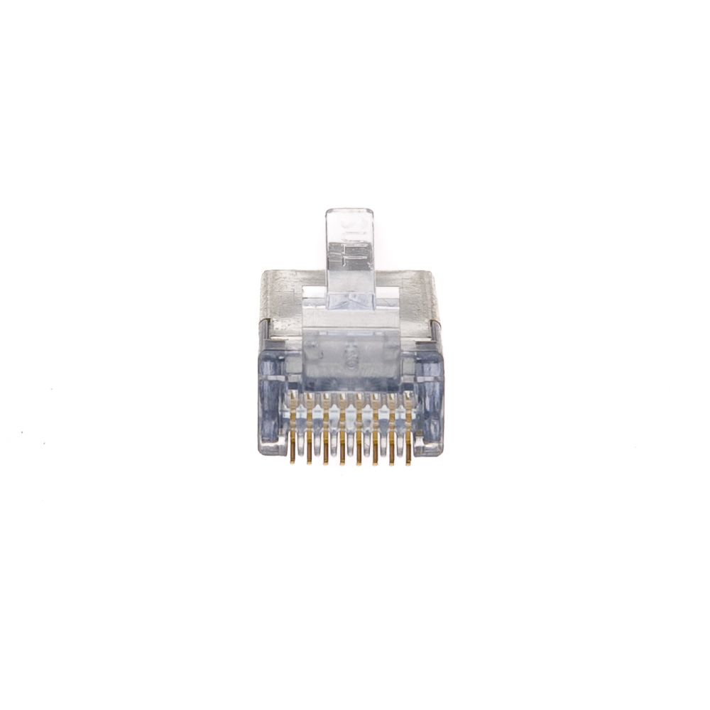 platinum tools ez rj45 shielded cat6 crimp plugs 100 pieces rh cablewholesale com
