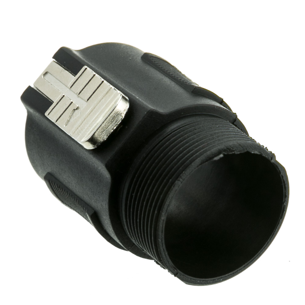 4 Pole Speakon Male Inline Connector Male Speakon End