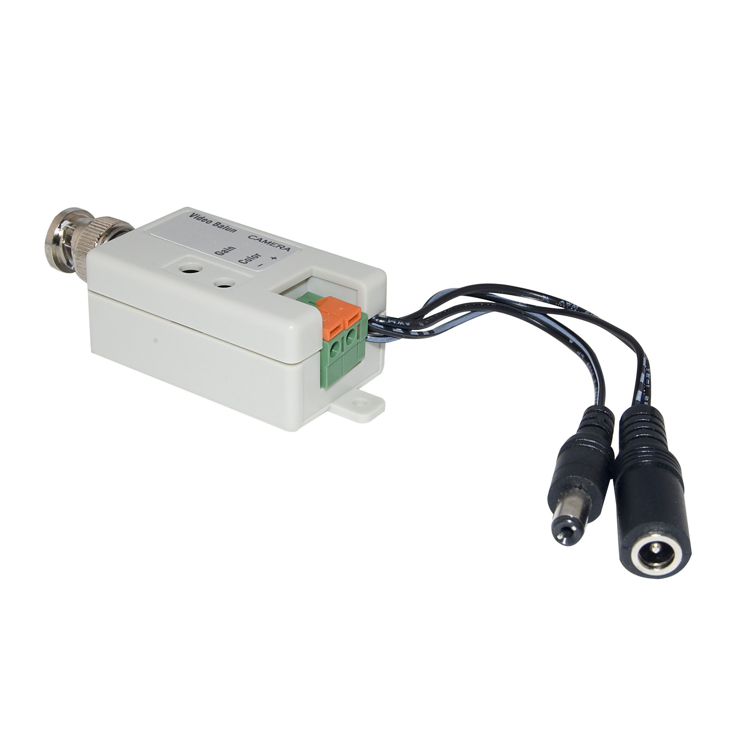 10b1 01220 active video balun for camera side male bnc connector bnc connector wiring diagram at webbmarketing.co