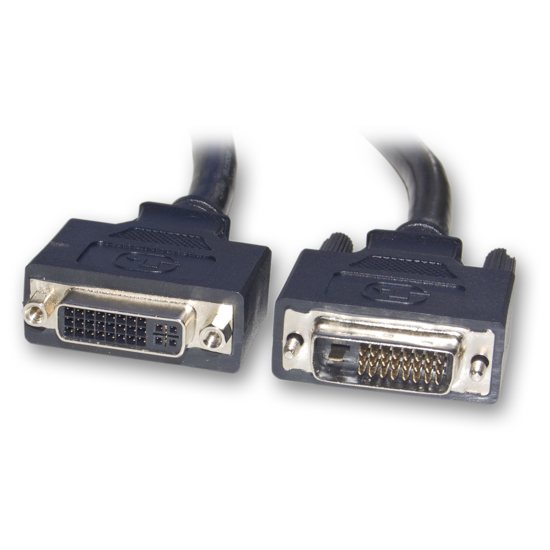Dvi D Cable : Meter black dvi d dual link video extension cable