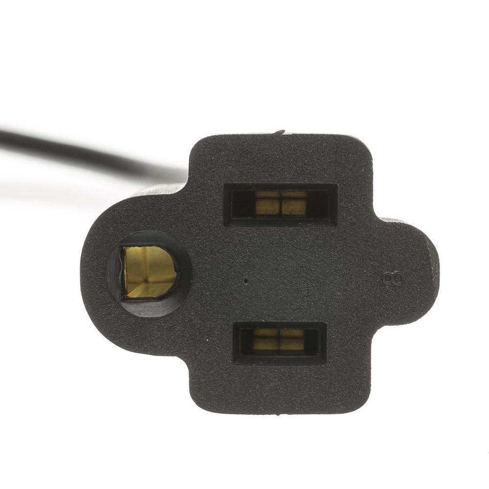 6ft Power Cord Adapter Black C14 To Nema 5 15r