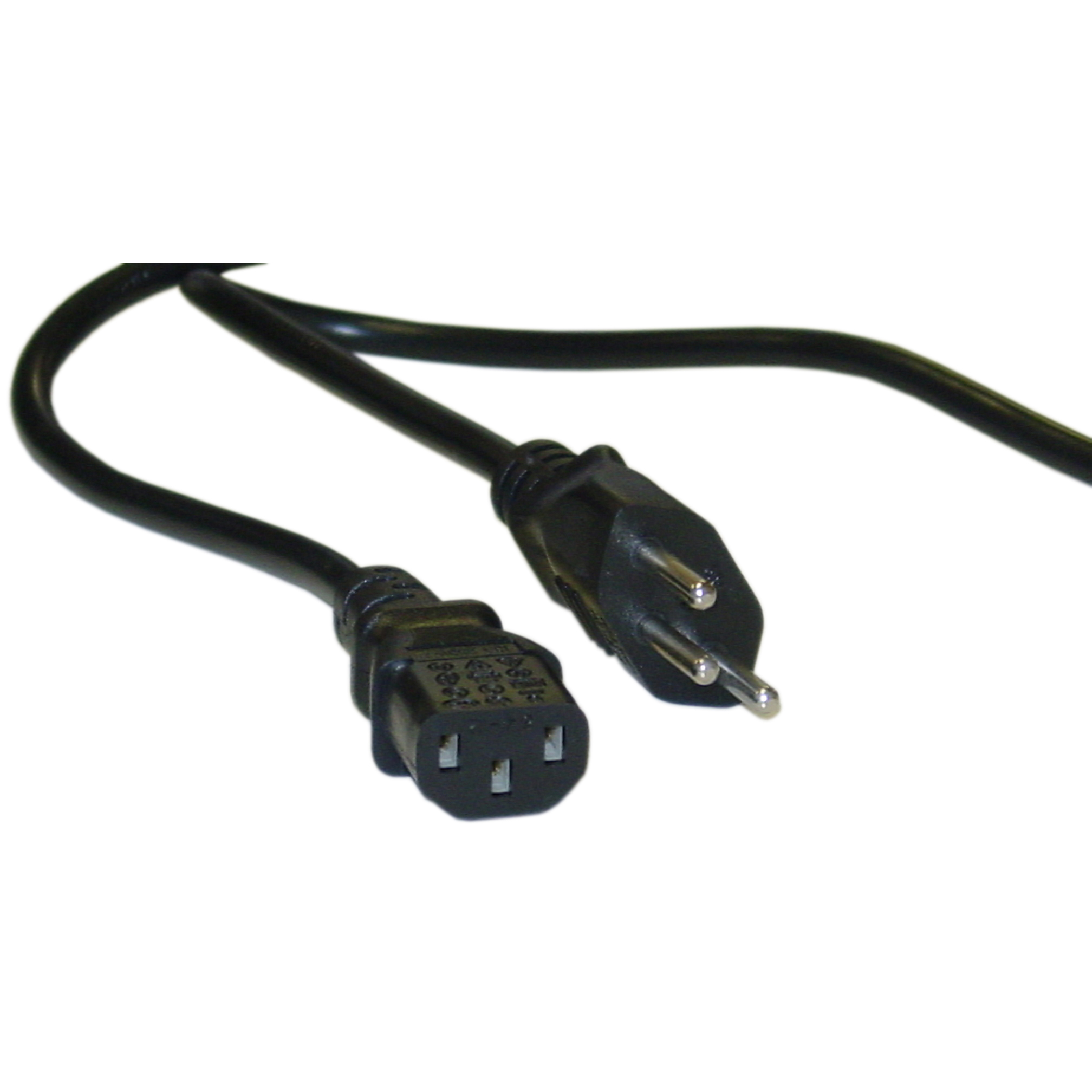10w1 172 6ft swiss power cord se 1011 iec c13 black  at bakdesigns.co