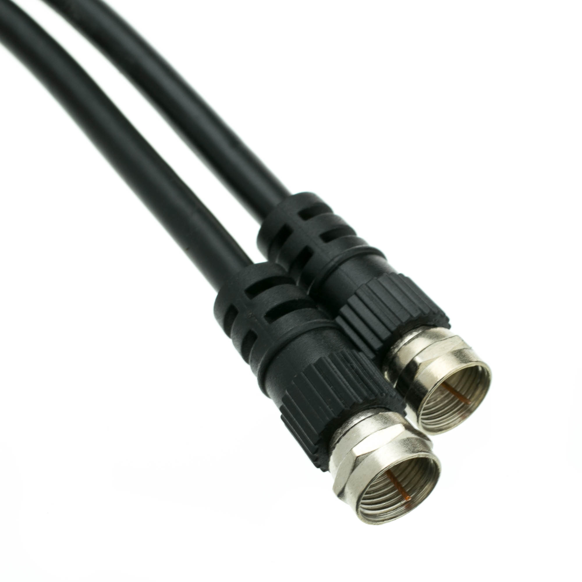 100ft Rg59 Coaxial Cable Black