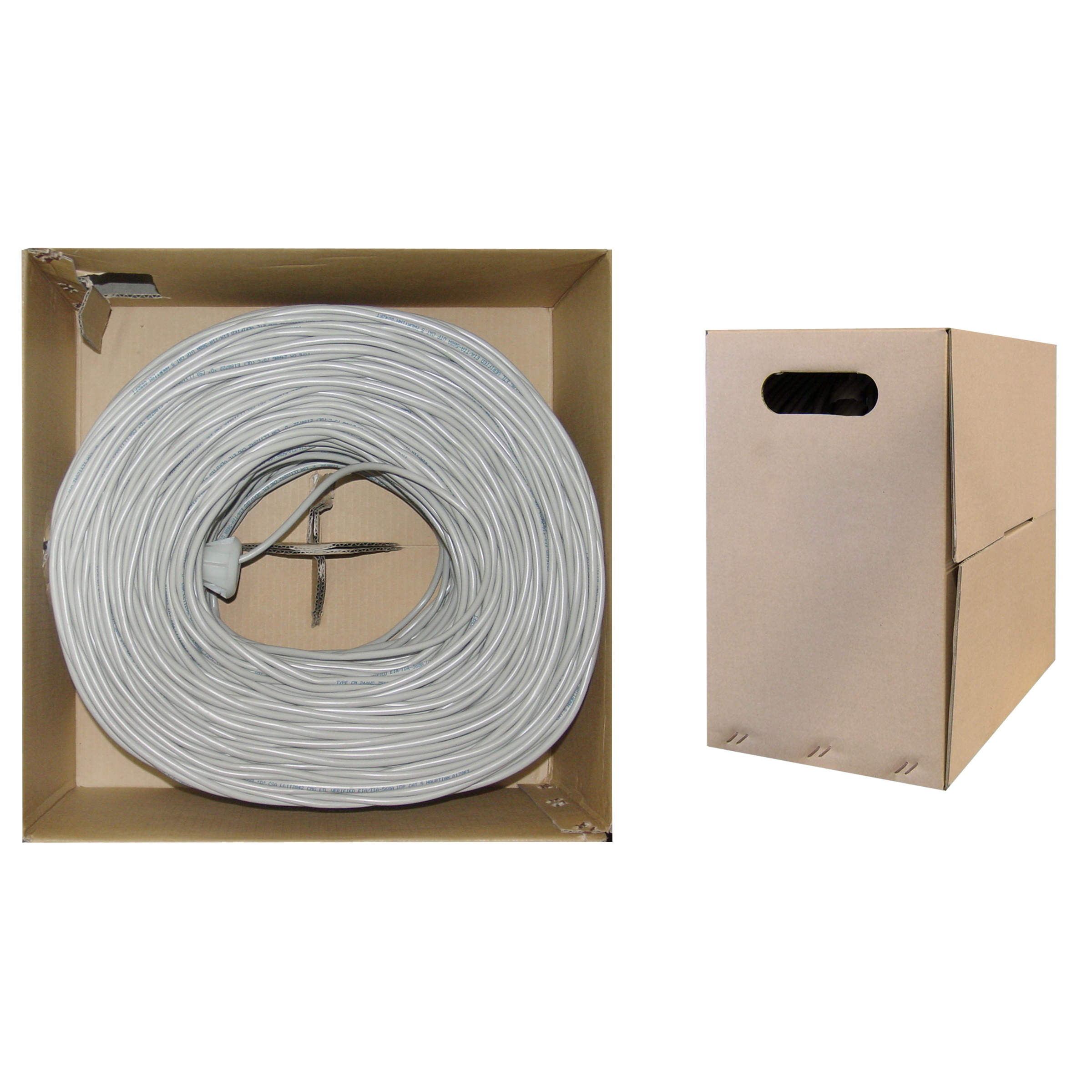 1000ft stranded cat5e shielded gray ethernet cable cablewhole bulk shielded cat5e gray ethernet cable stranded pullbox 1000 foot part number