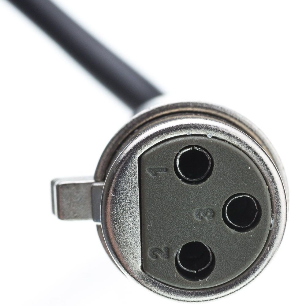 50ft Xlr Audio Cable Xlr Male To Xlr Female