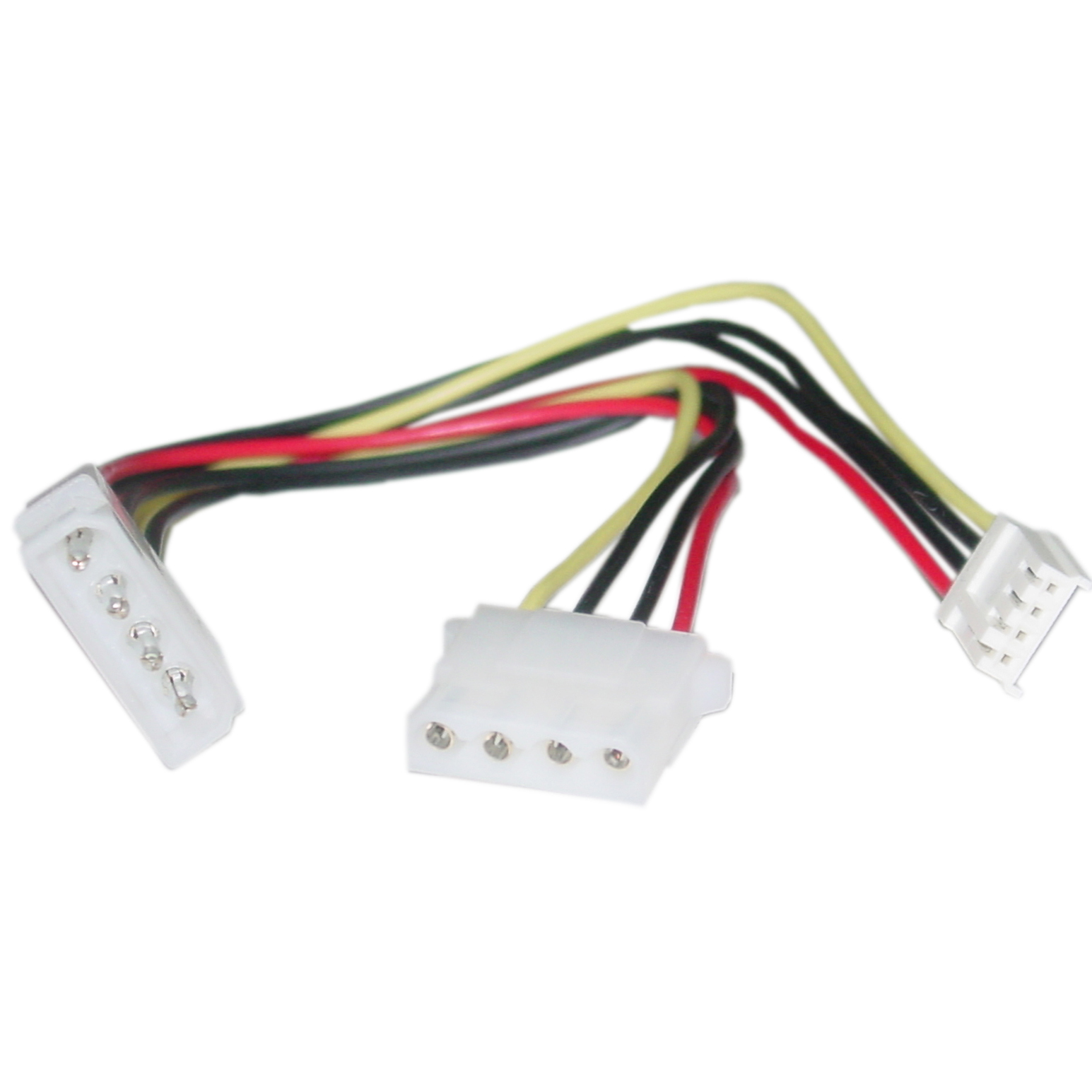 4 Pin Connector Power Supply 4 Pin Molex Power y Cable