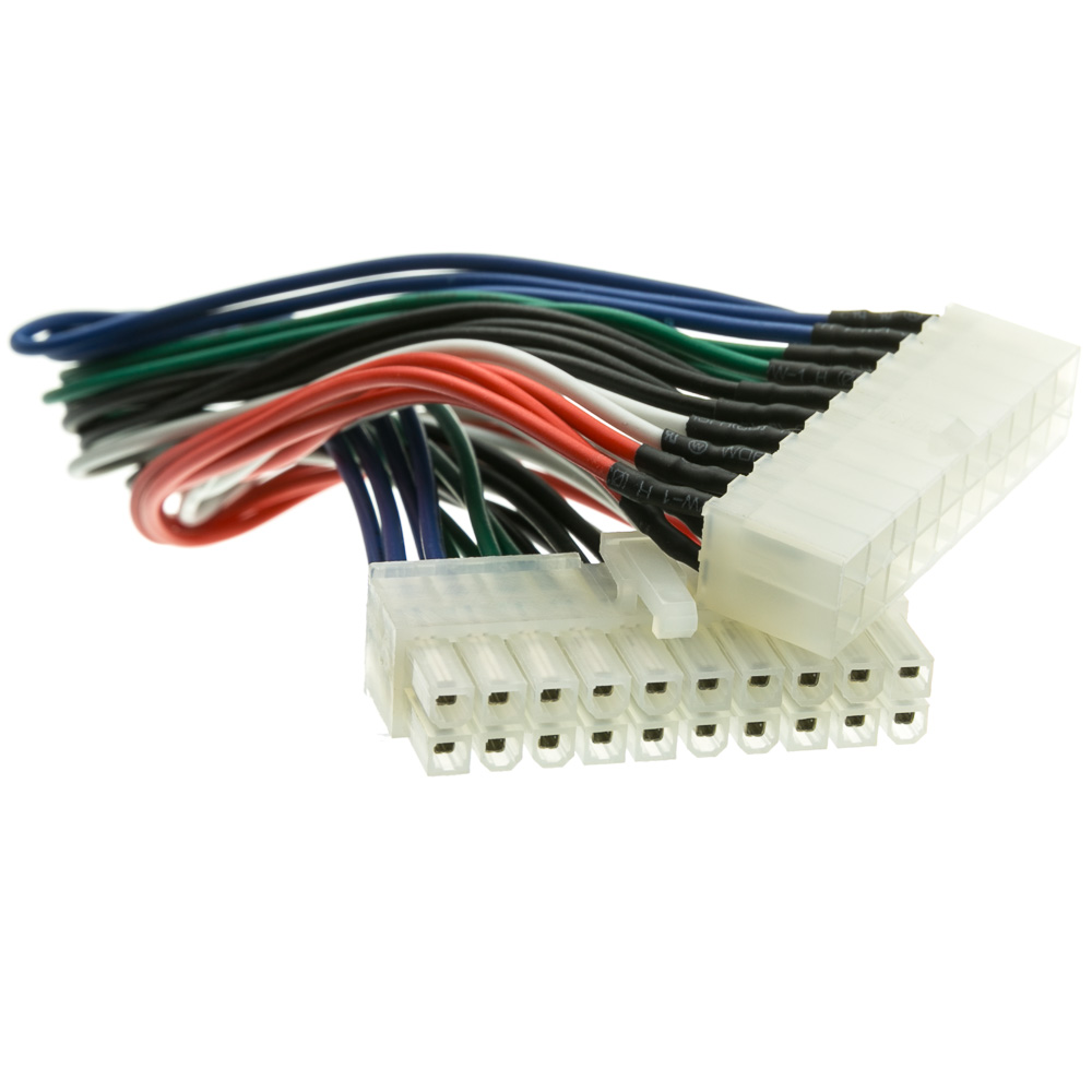 Electrical Cable Product : Inch atx power supply extension pin
