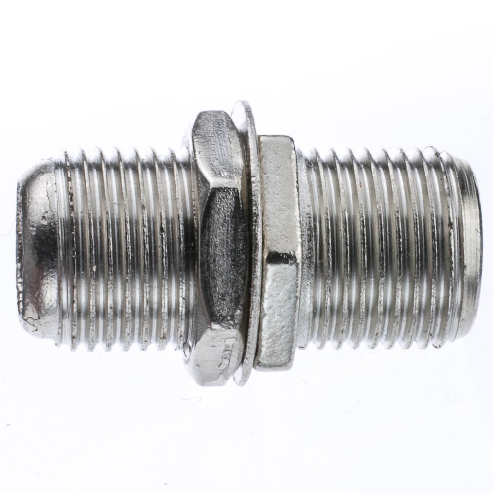 Cable Tv Satellite Coaxial Coupler Female F Pin Coax To Vga Wiring Diagram Part Number 200