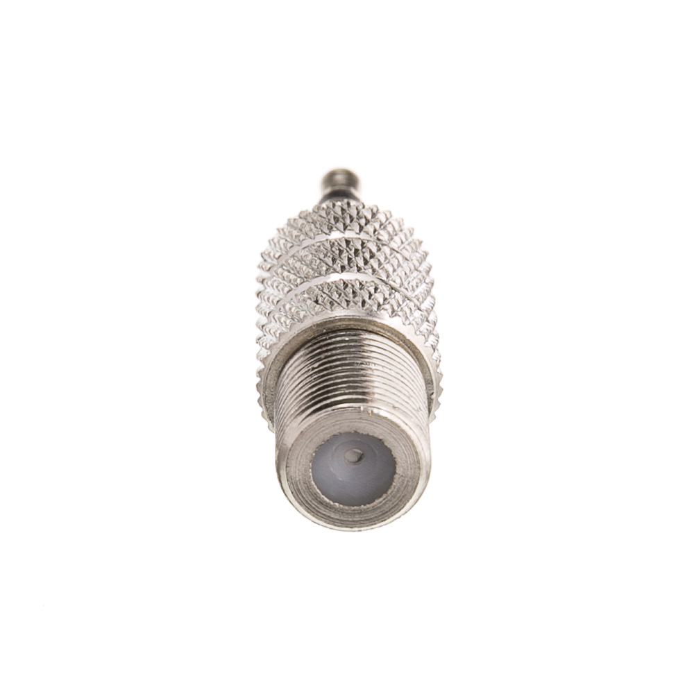 CableWholesale F-pin Female to 3.5mm Mono Male Adapter