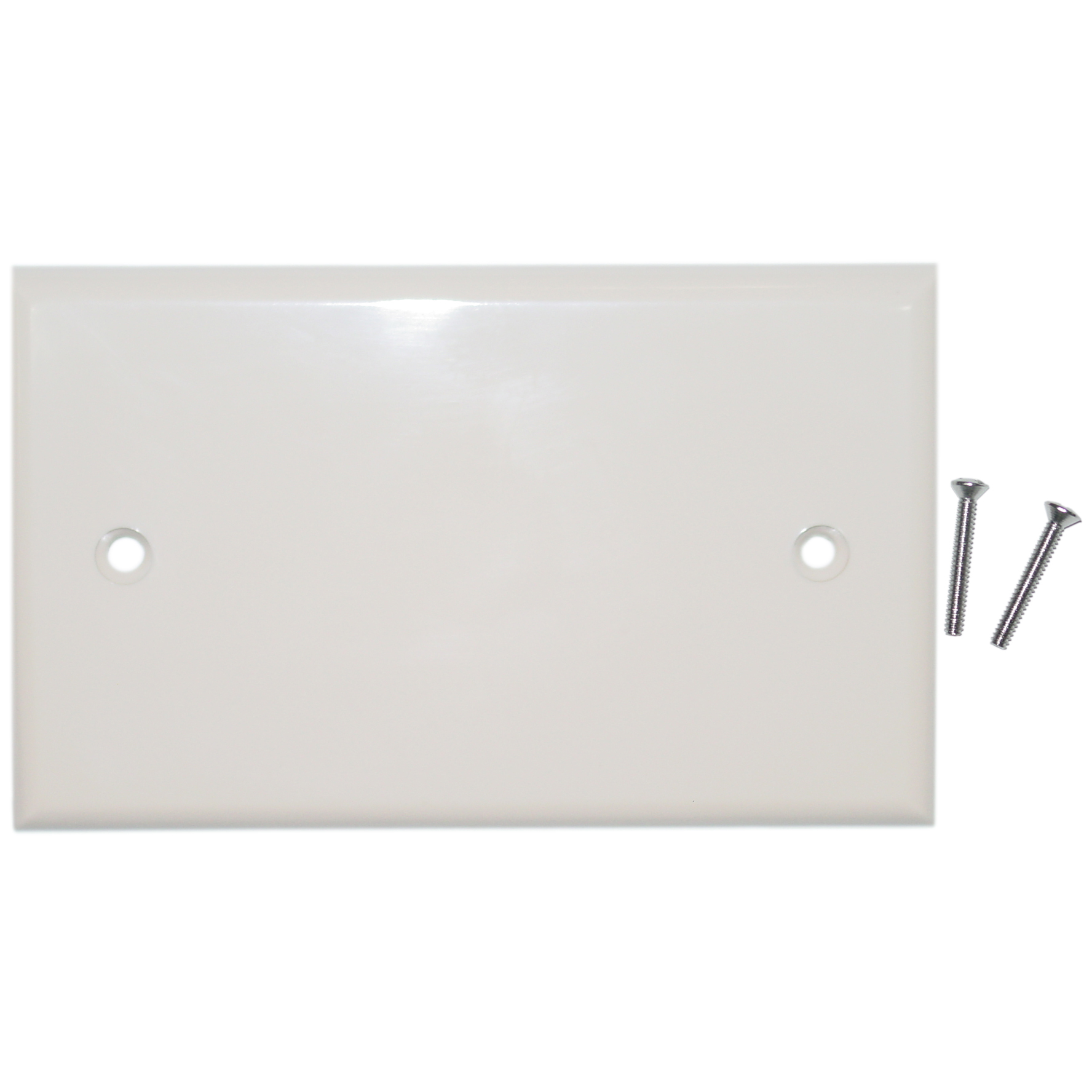 Blank Switch Plate Magnificent Wall Plate  Beigeivory Blank Cover Plate Review