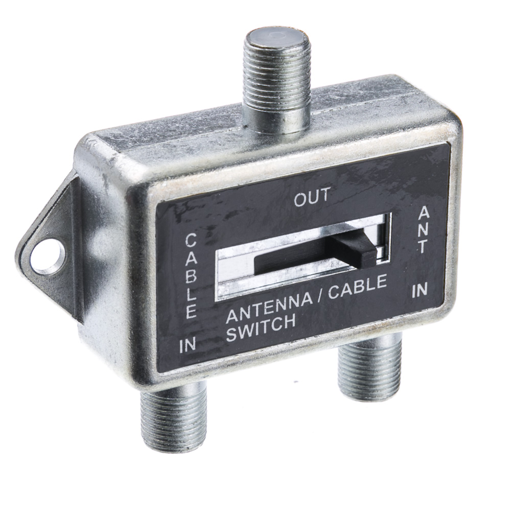 Coaxial Slide Switch 2 Way 75 75 75 Ohm