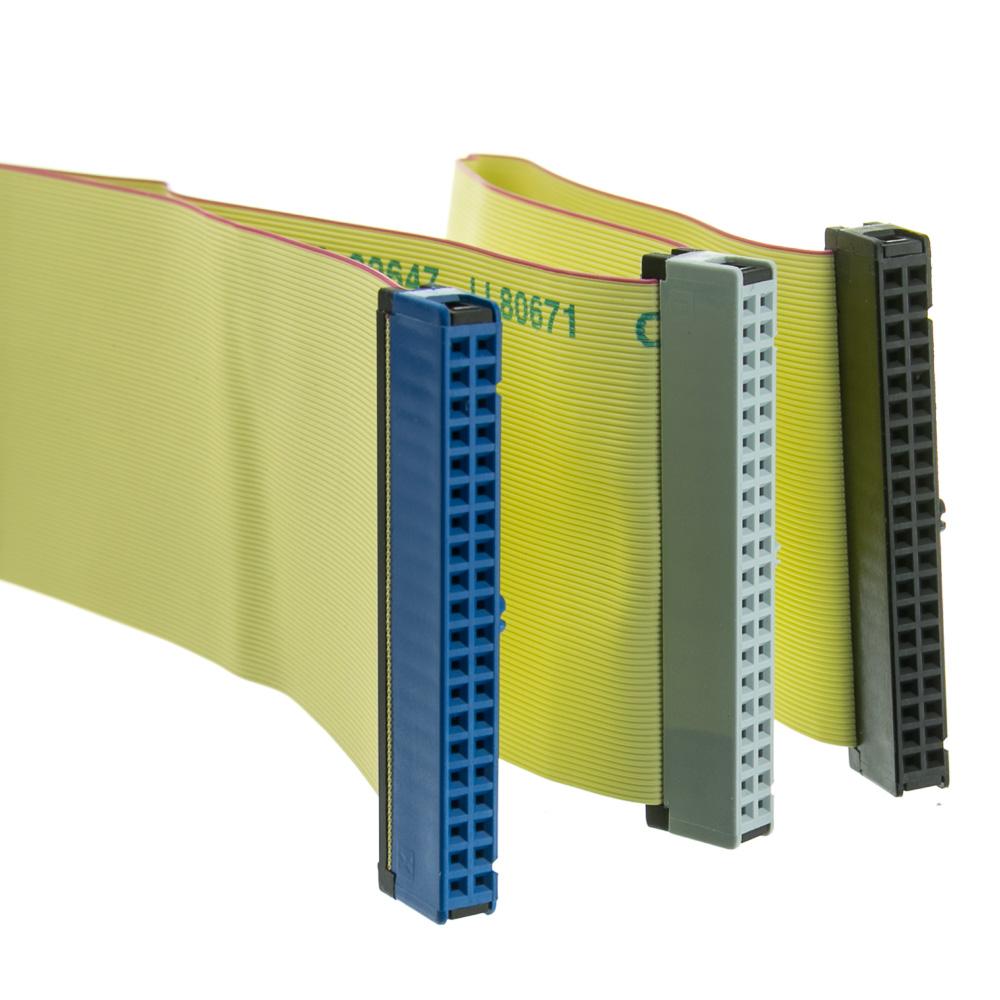 24 inch | Ultra ATA 100/133 IDE Cable | 2 Device | IDC 40