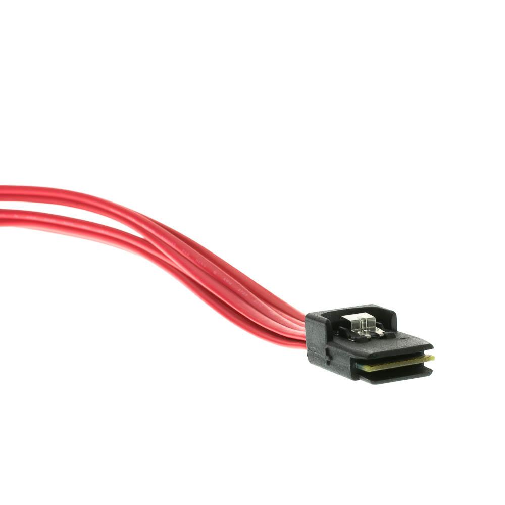 40 Inch Sas Sff 8087 Sata Breakout Cable 4 Sata