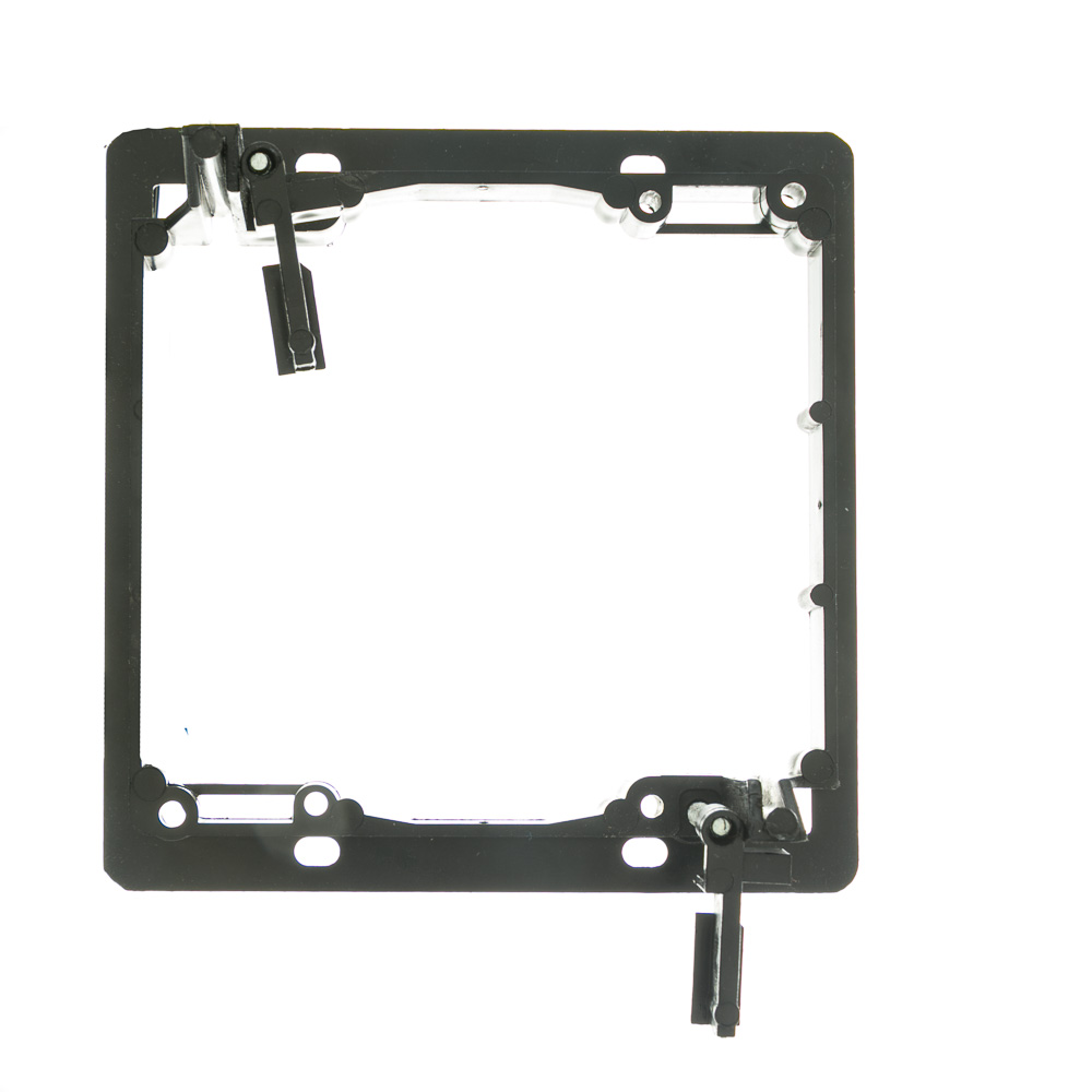 Low Voltage Wall Mounting : Dual gang mounting bracket low voltage cablewholesale
