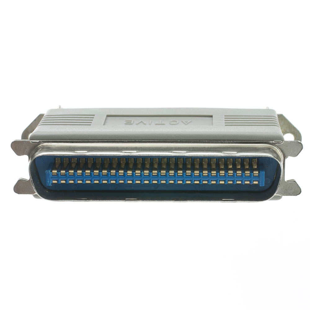scsi terminator  cn50 male to cn50 female  two end  active