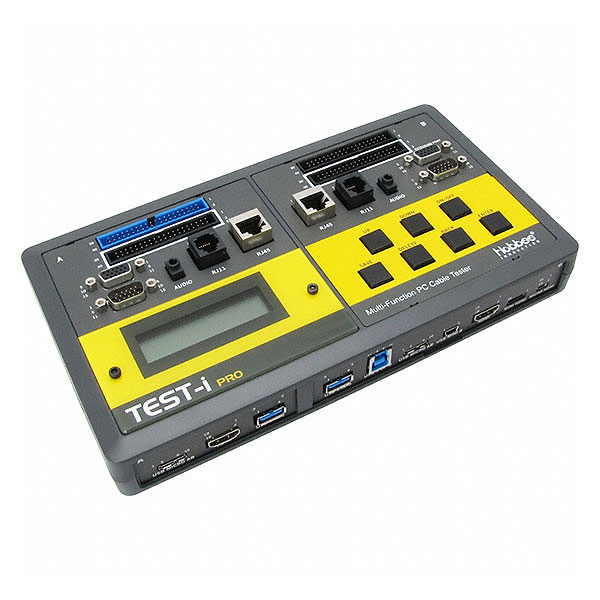 Multi Cable Tester : Test i pro multi function pc cable tester