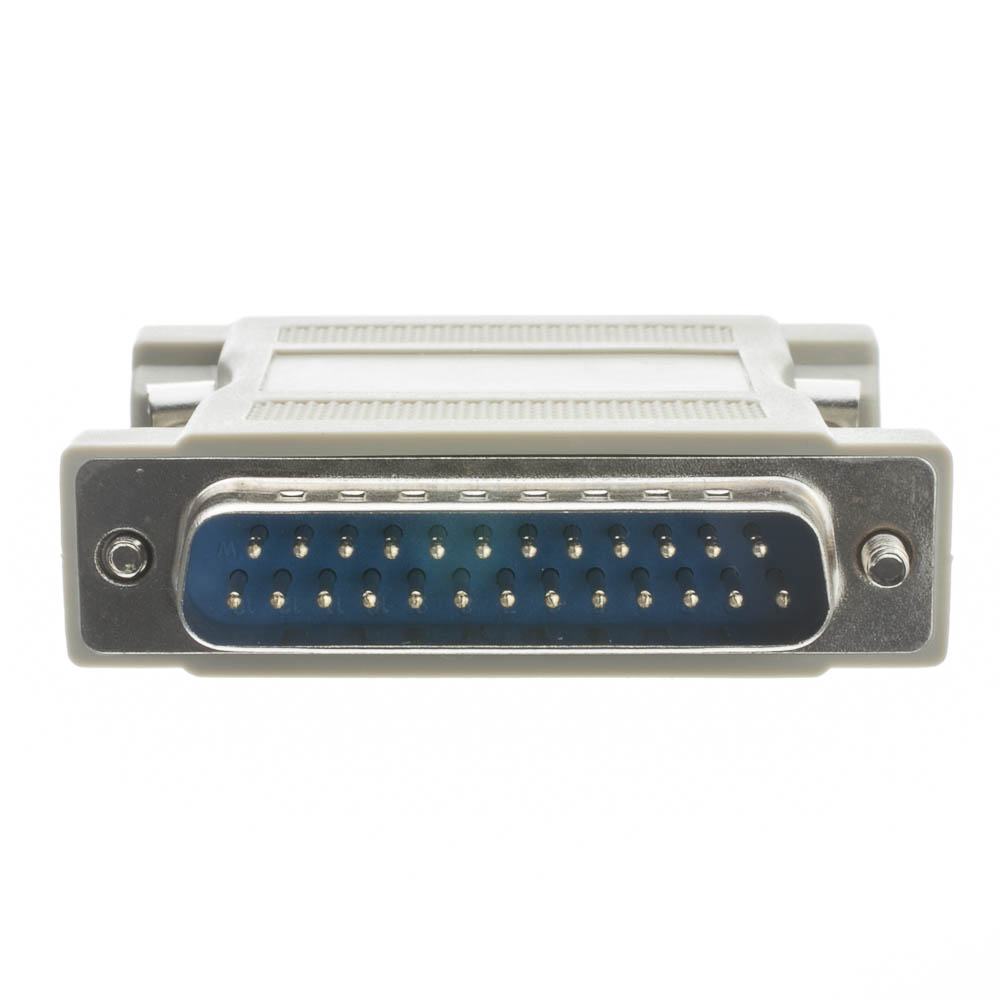 Db25 Coupler Gender Changer Db25 Male To Db25 Male