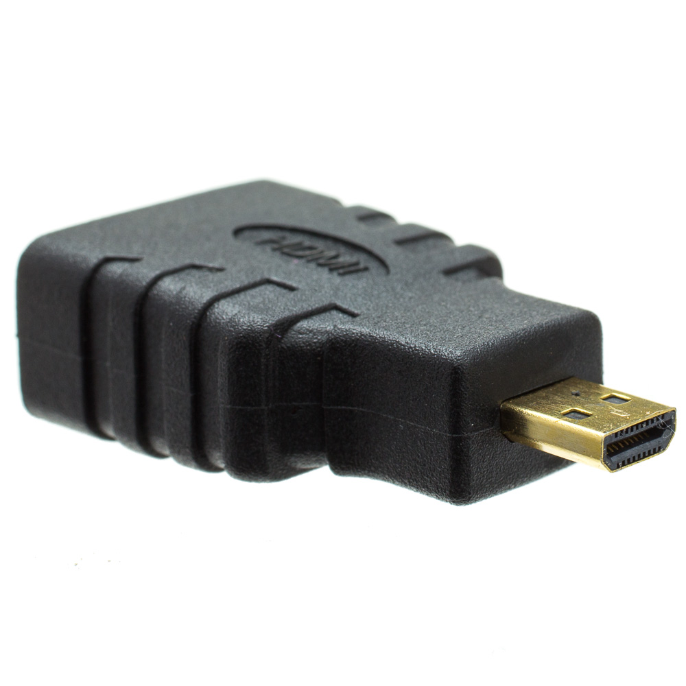 Standard Hdmi To Micro Hdmi Adapter Hdmi F To Micro M