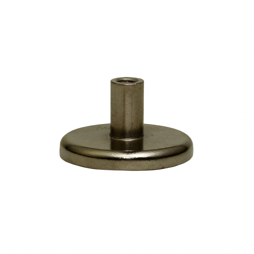 1 4 20 Threaded Female Magnet Mount 90 Lbs Pull Force
