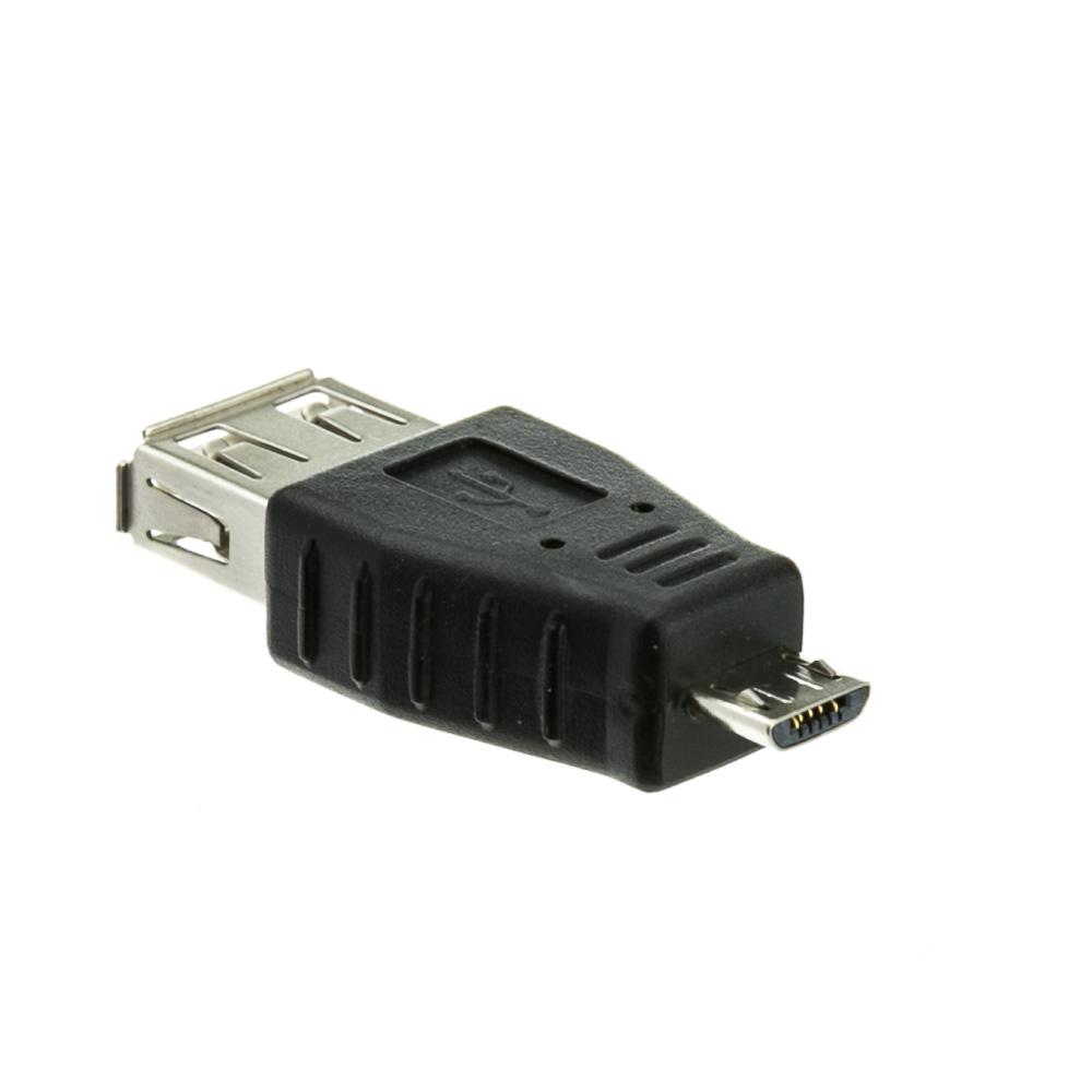 USB | A Female to USB Micro B Male | Adapter