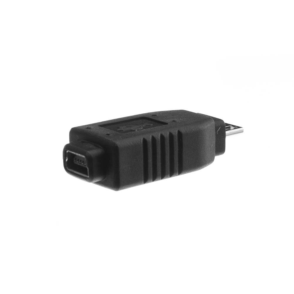 Usb Mini B 5 Pin Female To Usb Micro B Male Adapter