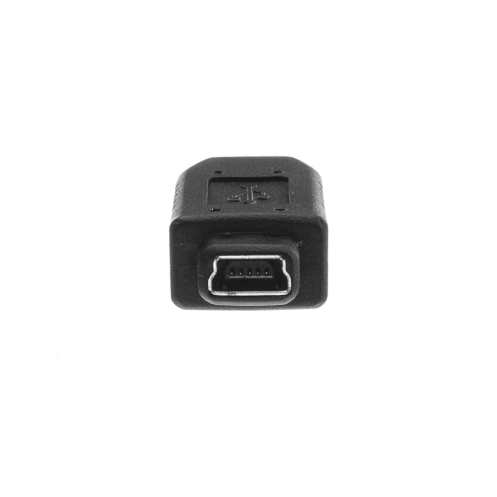 usb mini b 5 pin female to usb micro b male adapter. Black Bedroom Furniture Sets. Home Design Ideas