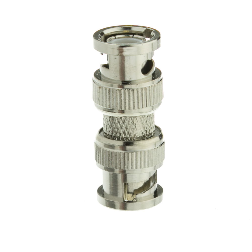 Bnc Barrel Connector Coupler Bnc Male To Bnc Male