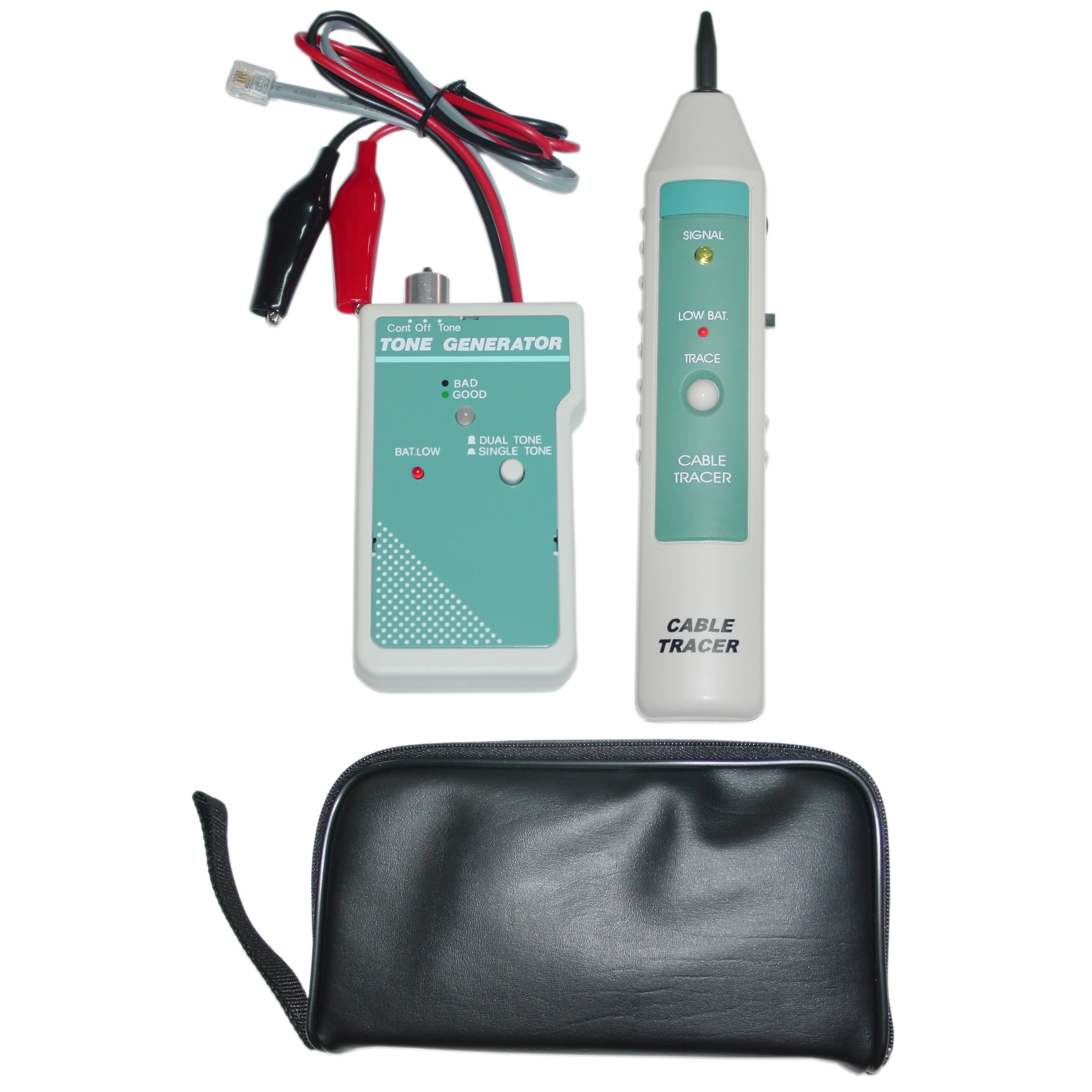 Tone Generator & Probe Kit, Network and Coaxial Cables