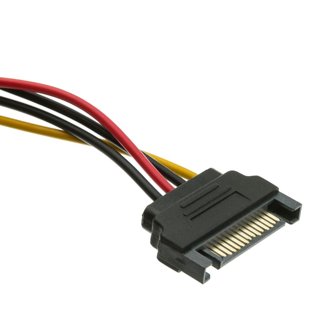 14 Inch Sata Power Y Cable Serial Ata Female
