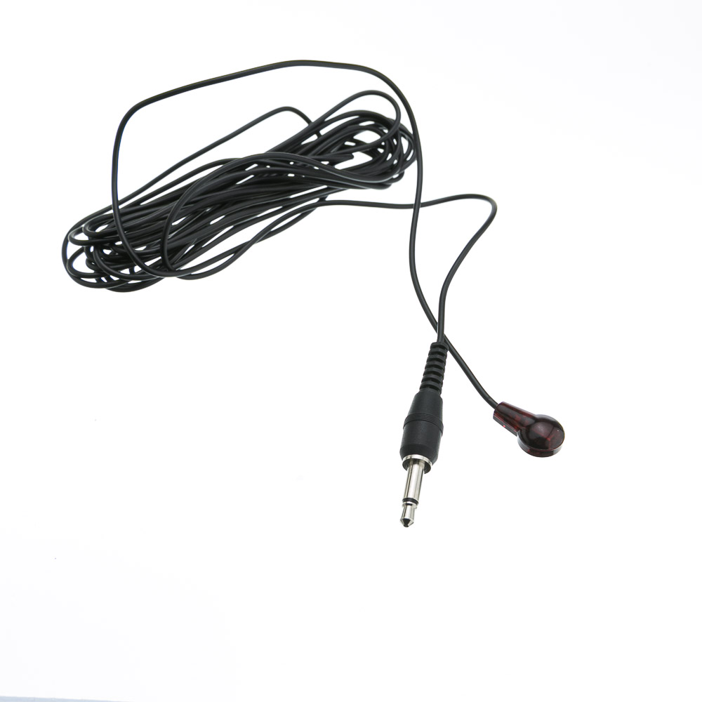 6 5ft mono male cable single ir emitter to 3 5mm