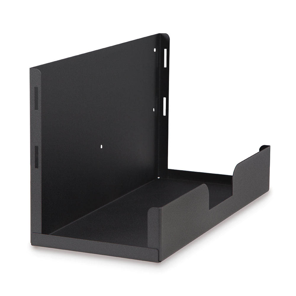Computer Tower Shelf Wall Mountable