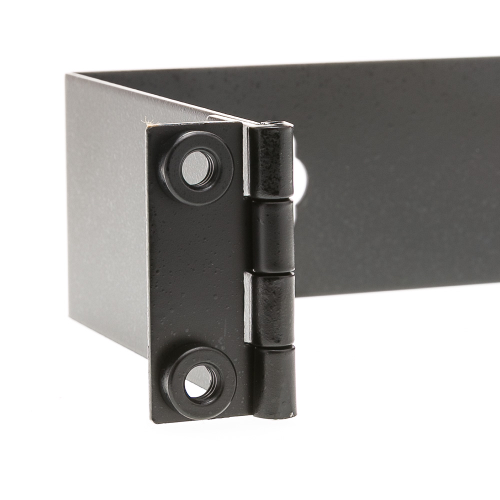 1u Hinged Wall Bracket Dimensions 1 75 H X 19 W X 4 D