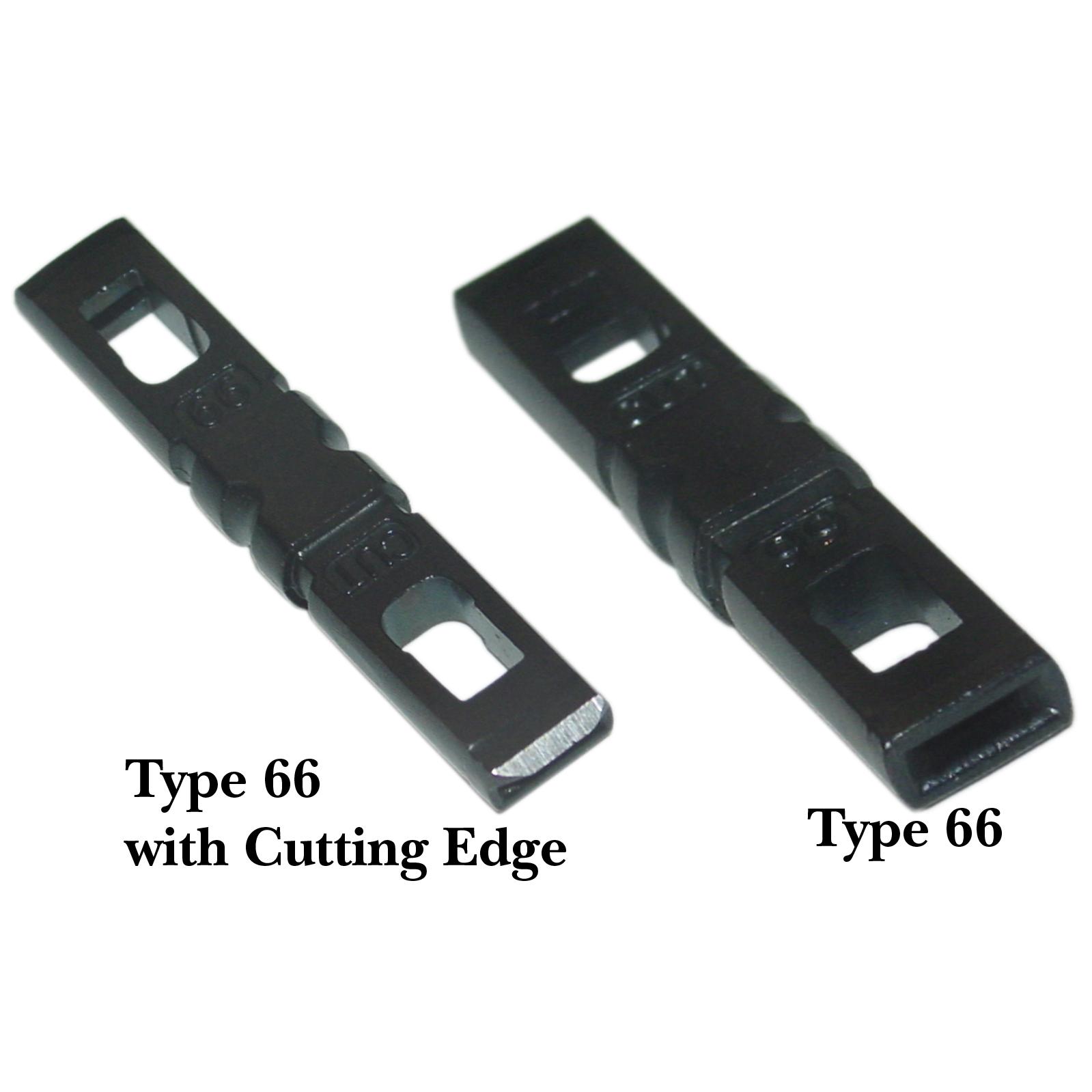 Punch Down Blade 66 Type Blocks