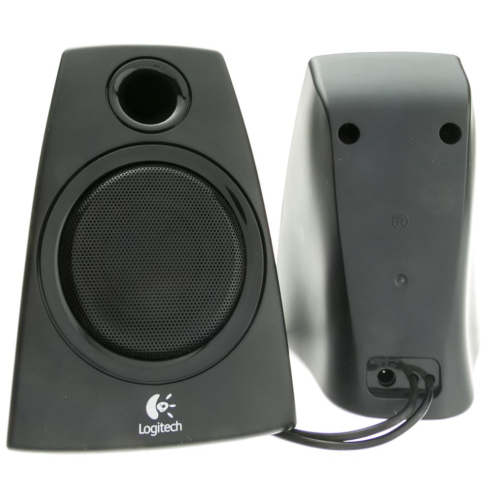 Logitech Z130 2 0 Speaker System 5 Watt Rms