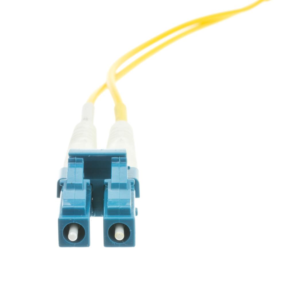 2 Meter Lc Lc Singlemode Duplex Fiber Optic Cable 9 125