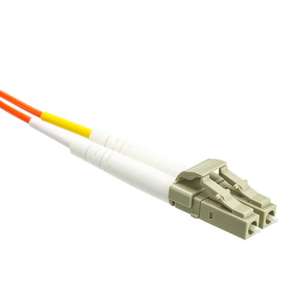 7 Meter Lc Sc Om1 Duplex Fiber Optic Cable 62 5 125