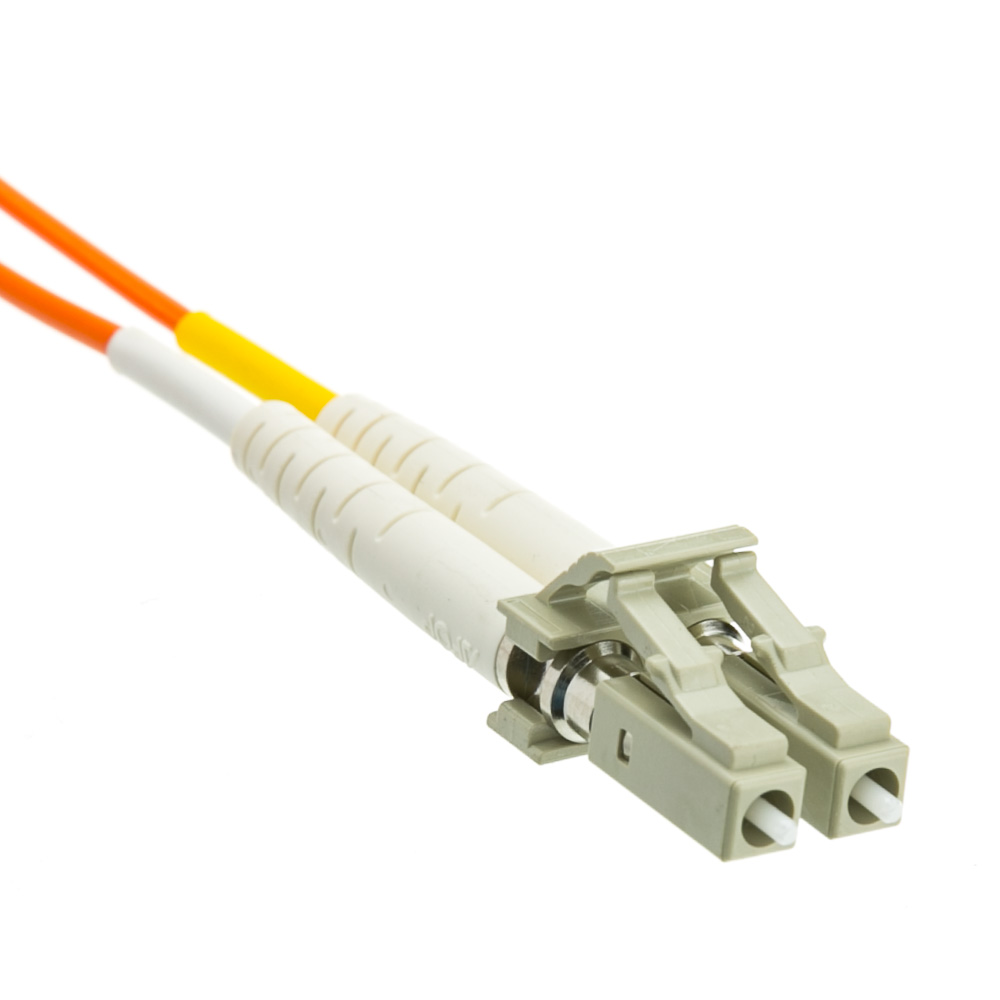 New CableWholesale Fiber Optic Cable LC LC Multimode Duplex 62.5-125 3 meter
