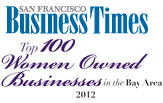 CableWholesale is a top 100 Women owned Basy Area Business!