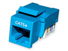 Cat 5e, Tool-less (front)