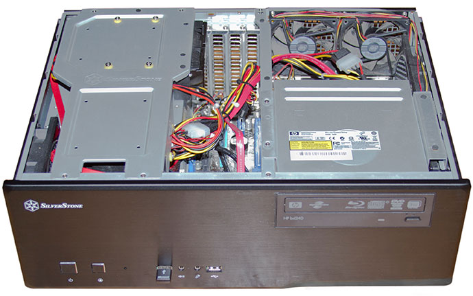 Inside the HTPC