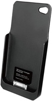 Qi Wireless Charging Sleeve for iPhone 4 / 4S, Black