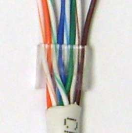 insert guide cat 5 cable