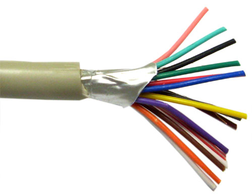 VGA inside the cable