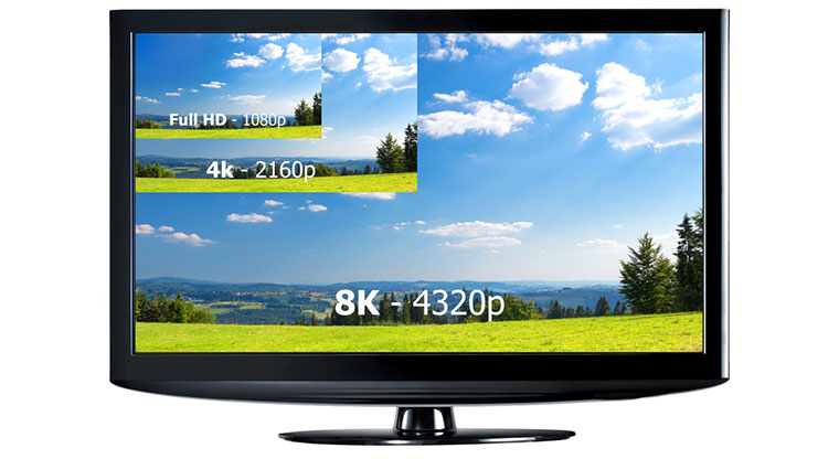 4k Vs 8k Tv Resolutions Amp Cable Recommendations