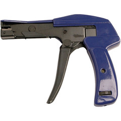 Platinum Tools Heavy Duty Cable Tie Gun, Clamshell. - Part Number: 10200C