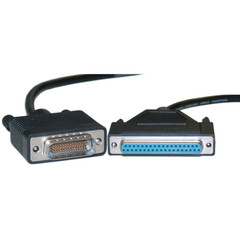 Cisco Compatible Serial Cable, HD60 Male to DB37 Female, Equivalent to CAB-449FC-3M, 10 foot - Part Number: 10CO-03210