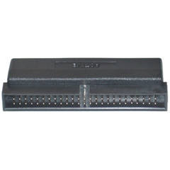 SCSI IDC 50 Male Terminator, One End, Active - Part Number: 2101-01510