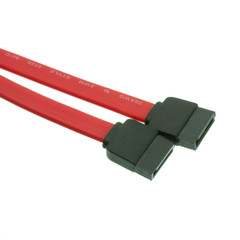 Serial ATA (SATA) Cable, Internal, 1 meter (3.3 foot) - Part Number: 21SA-001M