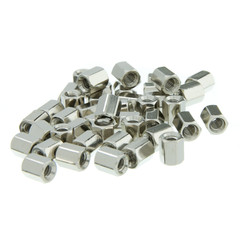 Hex Nut, # 4 - 40, 100 Pieces, 5.0mm - Part Number: 30D1-02440