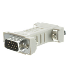 VGA Adapter, DB9 Female to HD15 Male - Part Number: 30D1-19300